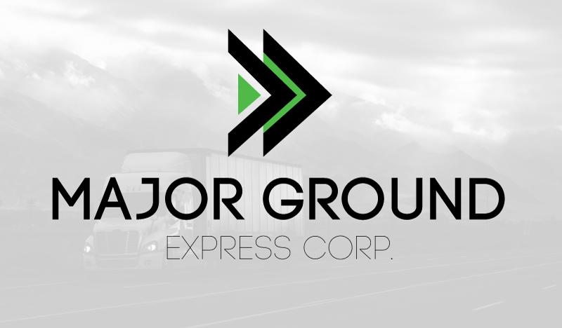 Major Ground Express Corp Logo