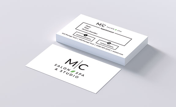 MC Business Card