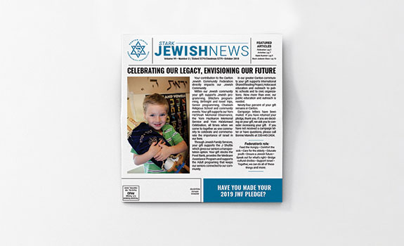 Stark Jewish News Redesign